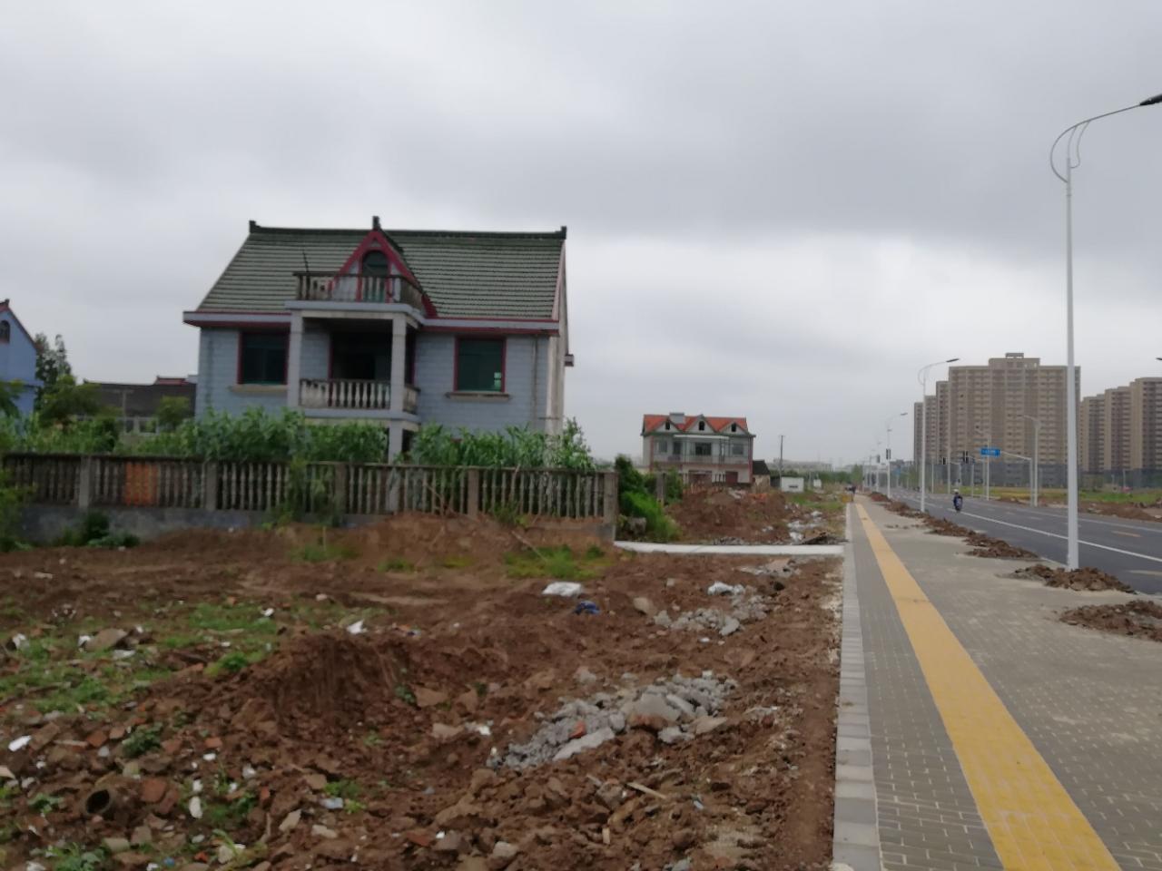 上海奉贤区180平米宅基地转让