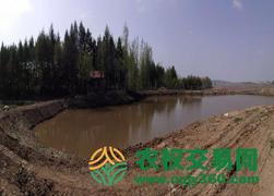 吉林省延边朝鲜族自治州敦化市105亩水库出租