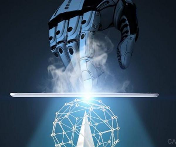 云来推推人工智能名片小程序,开启企业品牌名片形象新时代